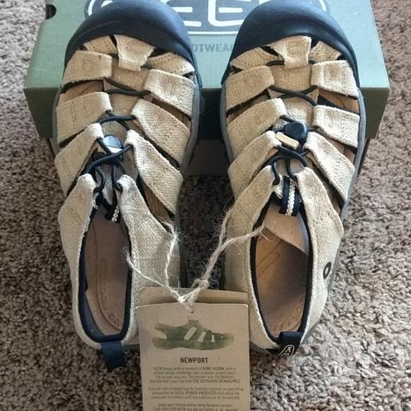 76b4bf19ddc2 KEEN Limited addition Newport Hemp Sandals